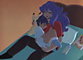 Pkmn: Sleepy bros uploaded by Ad-Sd-ChibiGirl