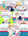 Killua and Jayce - Part 1: The Hypnosis (Commission) uploaded by SDCharm