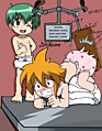 Kenta's 2nd Revenge: Finding Yu's Spanking Machine uploaded by DiaperCharm