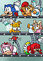 Baby Sonic Conveyor Belt uploaded by Diapered Kion